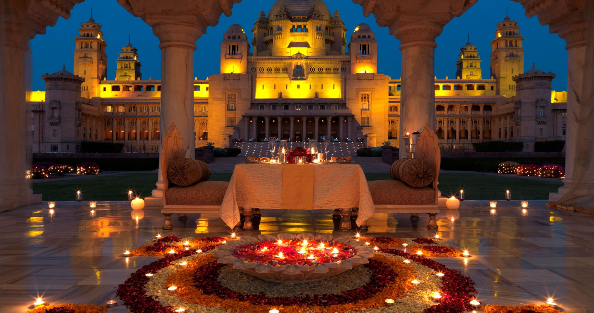 Explore Palaces And Forts In Rajasthan