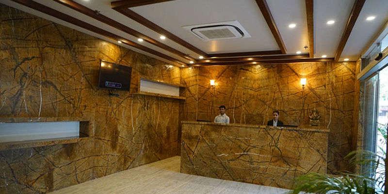 Hyphen Ujjwal Premier Hotel