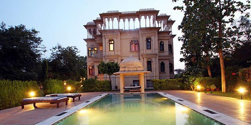 The Tiger Villa