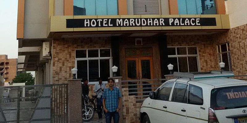 Marudhar Palace