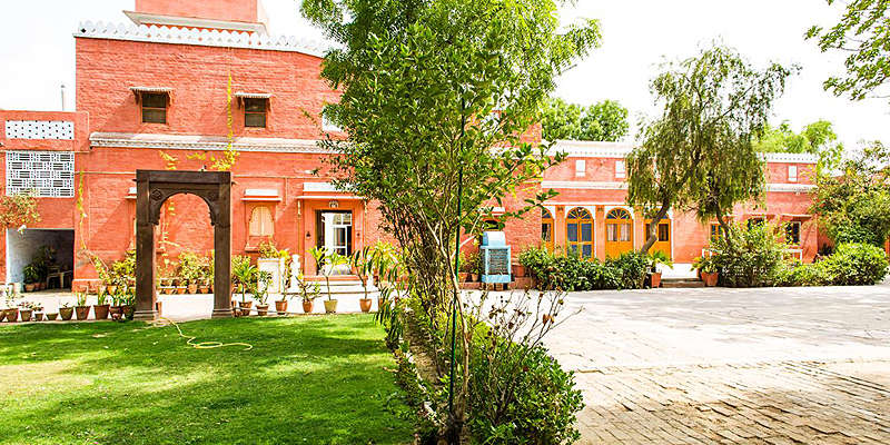 Hotel Jaswant Bhawan