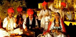 Jaipur - Pushkar - Jodhpur - Mt. Abu - Udaipur